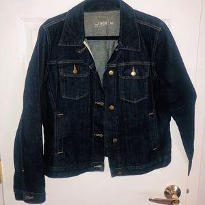 Women's GAP Dark Denim Jacket